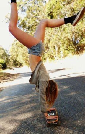 Skater Girl by sammy1101