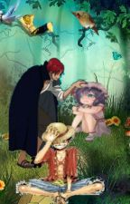 The Danger of The Flower (A One Piece Fanfiction) by kendra5150