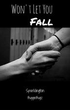 Won't Let You Fall {Sparklington} by bboyoonie