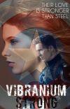 Vibranium Strong    Captain America cover