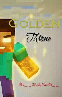 Golden Throne (Herobrine x Reader) cover