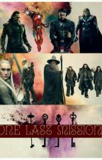 One Last Mission (Avengers X Reader X The hobbit) by Zainab__H
