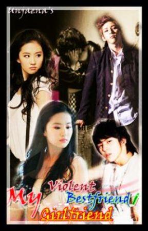 My Violent Bestfriend/Girlfriend 'FIN' by Unjaena21