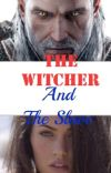 The Witcher and The Slave cover