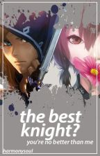 The Best Knight? (Link x Reader) by HarmonySoul