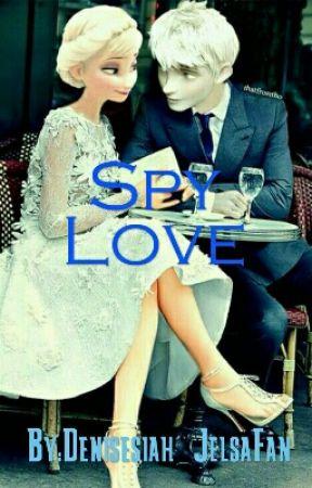 Spy Love [Jelsa] by DeniseSiah22