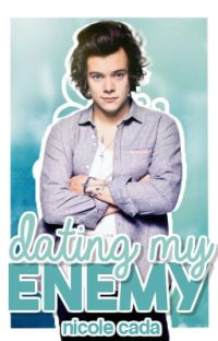 dating my enemy ; harry styles cover