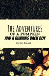 The Adventures of a Pumpkin and a Running Back Boy cover
