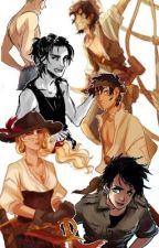 A Pirate's Life For Me by A_Stressed_Author