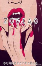 zodiac signs by summeratparis