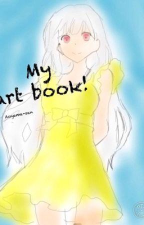 My Art book! by Kyamo-Li