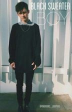 Black sweater boy (Tronnor) by tronnors_jumpers