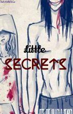 Little Secrets (Jeff the Killerx reader) (Sometimes lemon) by ThatLittleWaffleCas
