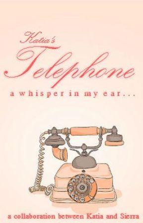 Telephone by unoriginalkatia