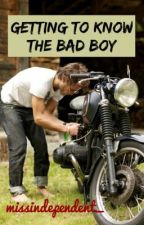 Getting To Know The Bad Boy by missindependent_