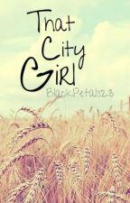 That City Girl (ShadAmy) by Cozy_Shadow
