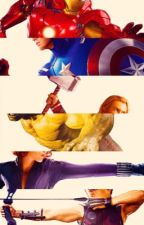 Avengers Imagines/Preferences by 123bellab