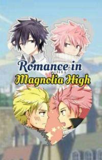Romance in Magnolia High cover
