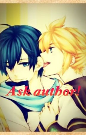 Ask author! by karina02karin