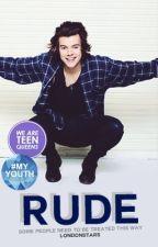 Rude [Harry Styles] by londonstars