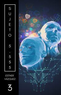 Sujeto 5.555 - tercera parte cover