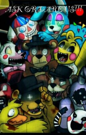 ★Ask /Dare the FNaF Crew★ by M4NGl3