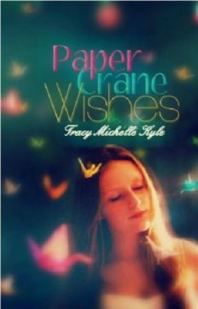 Paper Crane Wishes by TracyMichelle