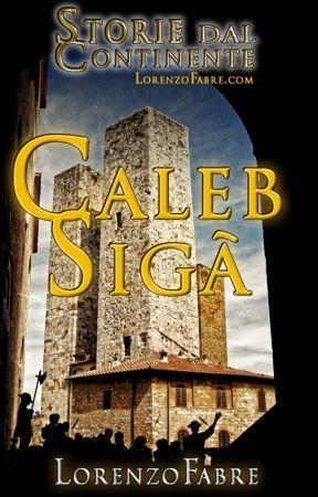 Caleb Sigà by LorenzoFabre