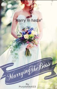Marrying The Boss cover