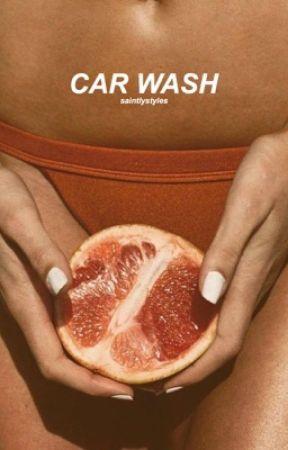 ✶ car wash || h.s ✶ by saintlystyles