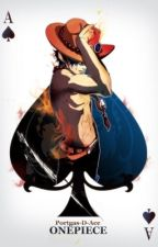 Portgas D. Ace x Reader : Frozen Heart by vanilla_yvette