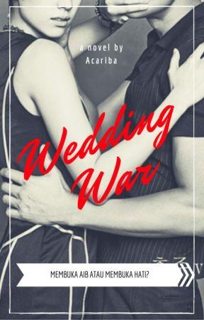 Wedding War by acariba