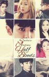 Sinclaire Academy: Half Bloods cover