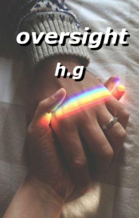 oversight ; h.g by JACKGILlNSKY