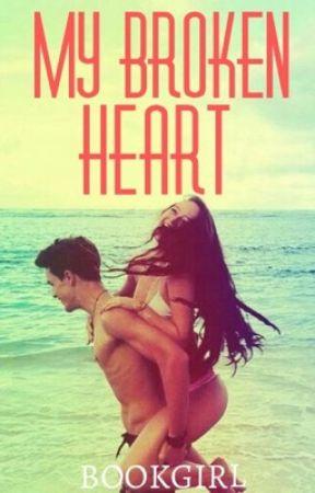My broken heart by BookGirl123we