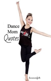 Dance Mom Quotes cover