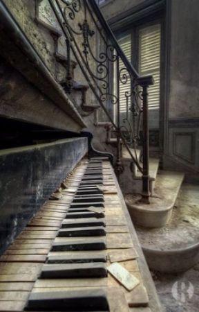 Piano Keys by pennameAG