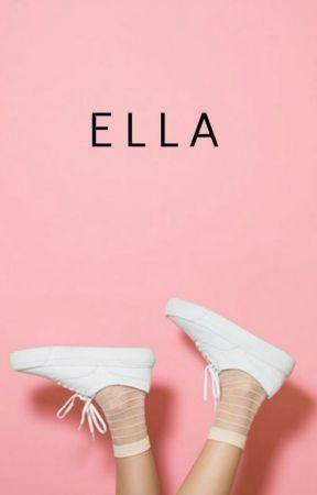 Ella. by suckerpunk