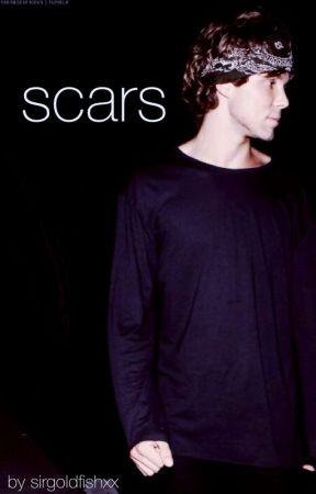 scars || a.i. by sirgoldfishxx