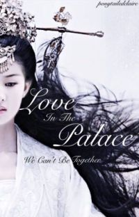 Love In The Palace cover