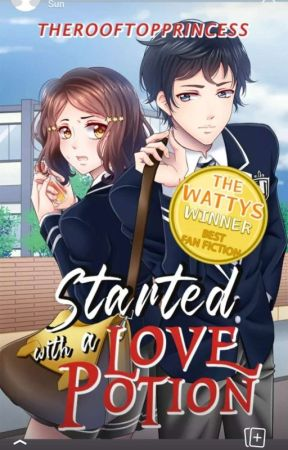 S7 Series #1 : Started with a love potion (Published Under Lifebooks) by Therooftopprincess