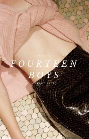 Fourteen Boys by alt-js
