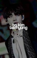to kim taehyung | v by khyunism