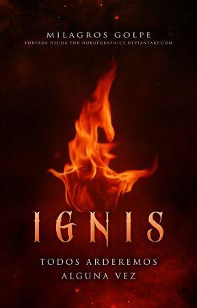 Ignis | EN FÍSICO Y EBOOK | by meg-books