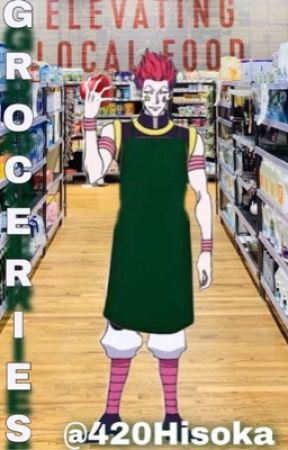 Groceries by 420hisoka