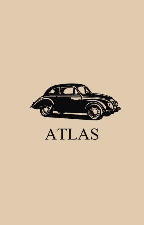 Atlas by cheshiregasm