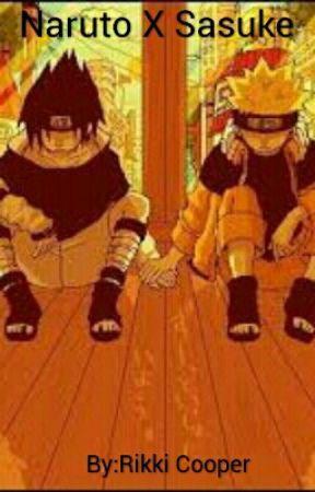 Naruto X Sasuke by Niq_io