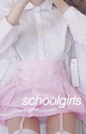 schoolgirls + malum by girlsauce