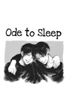 Ode to Sleep // Eren x Levi // by nerdynovak