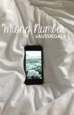 Wrong Number - L.T 1D by xAUSSIEGALx
